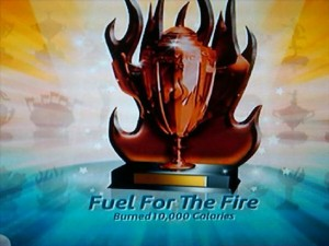 Fuel for the Fire trophy