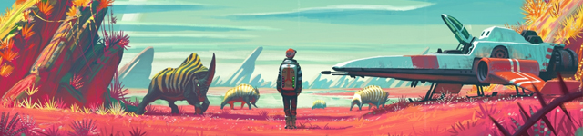 No Man's Sky: Deceptively Overhyped