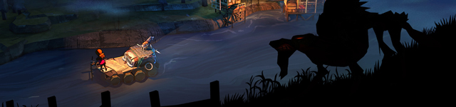 Flame in the Flood: That Roguish Look