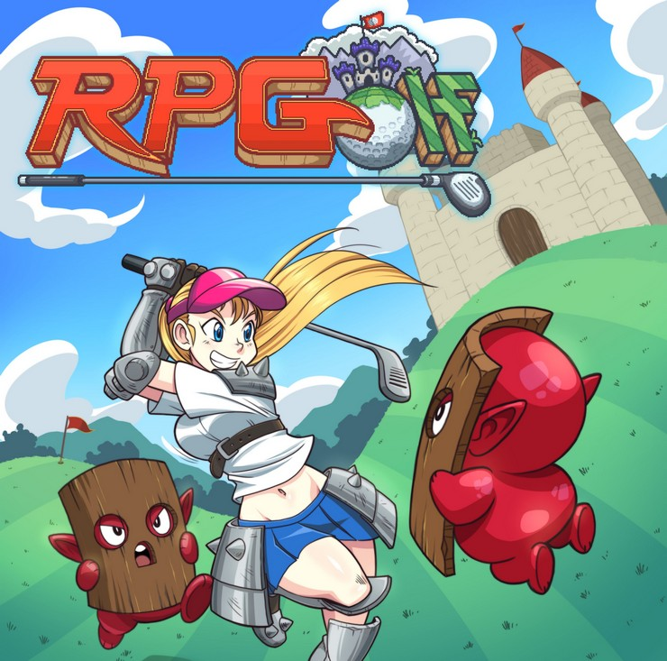 RPGolf is the RPG + Golf combo I didn't know I wanted