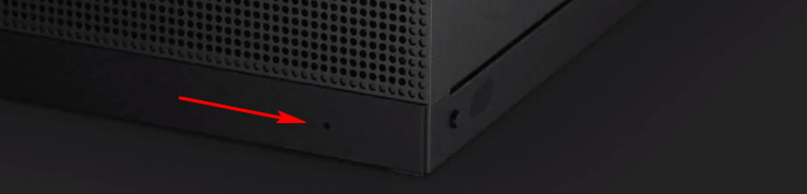Is the Xbox One X hiding a microphone?