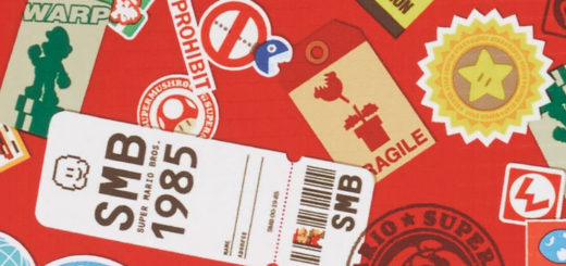 "Lesportsac x Nintendo ""Mario Travel"" 2"