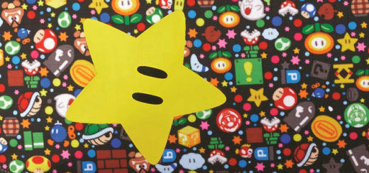 "Lesportsac x Nintendo ""Power-Up Burst"" 1"