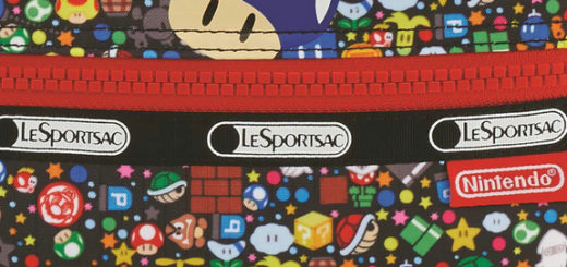"Lesportsac x Nintendo ""Power-Up Burst"" 2"