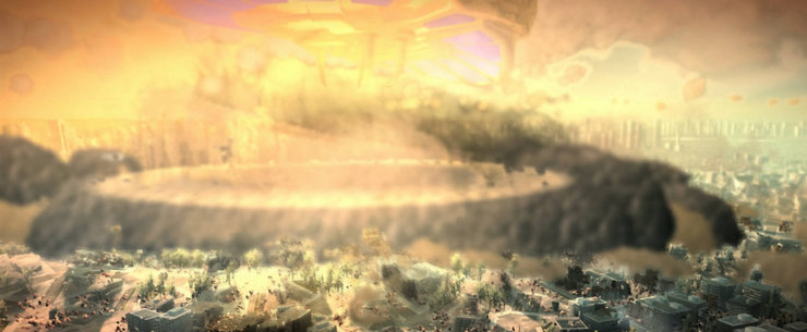 Surprise! PlayStation Exclusive Megaton Rainfall is out this week