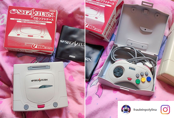 We're so close to a Sega Saturn Mini... Sorta