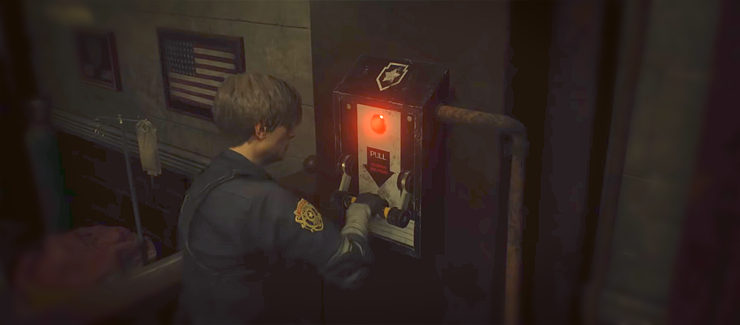 Resident Evil 2 Remake pays homage to the scrapped Resident Evil 1.5