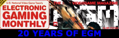 20 Years of EGM